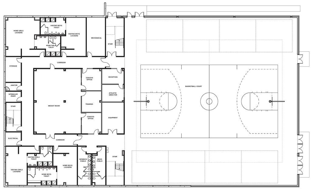 2 - floor plan